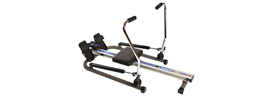 Stamina 1201 Orbital Rower Review